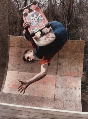 Jason, Jones Bridge 1985