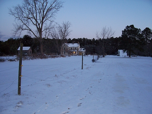 Snow '09